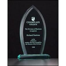 Flame Series Award-Round Flame